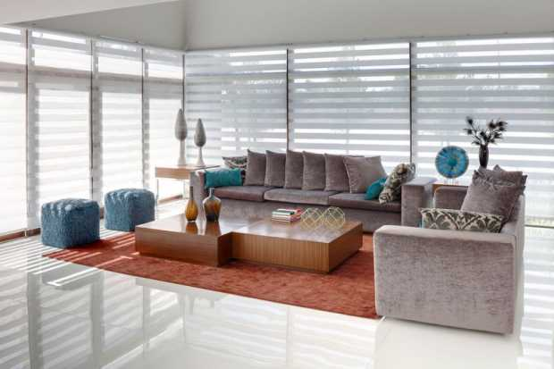 Modern Living Room Furniture Layout Design Ideas