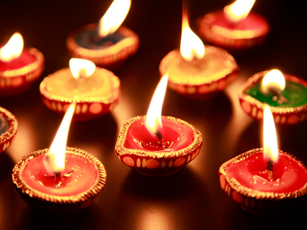 Diwali Decorative Lamps