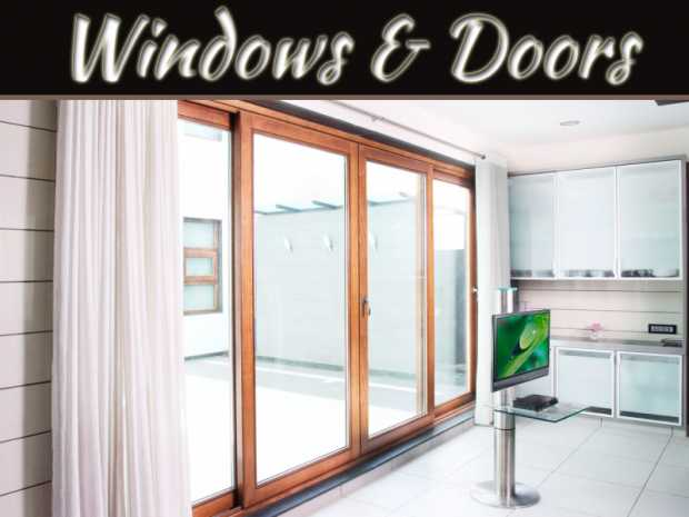 Style and Utility by Fenesta Casement Windows and Sliding Doors