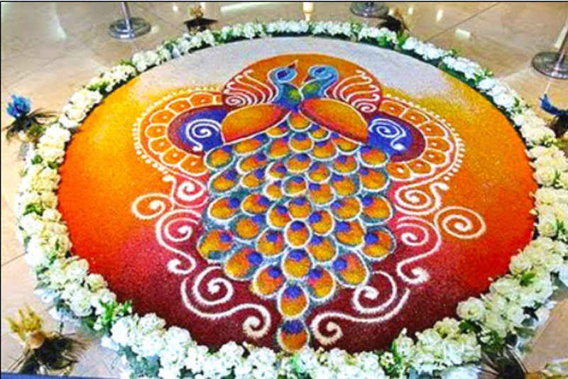Diwali Dcor Epitome Festival Of India My Decorative