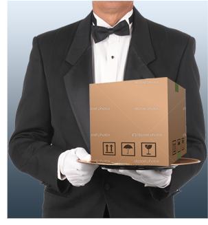 White Glove Shipping