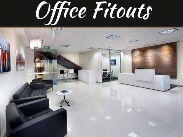 6 Primary Steps Of Completing Commercial Office Fitouts