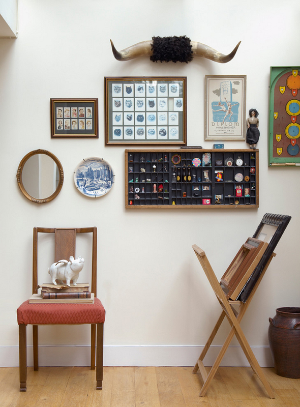 Antique Bedroom Thing Collection