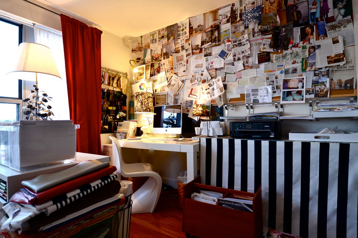 clutter-in-home