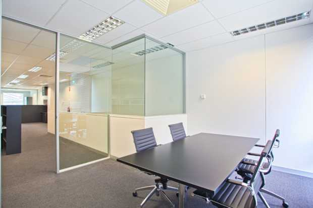 Commercial Office Fitout Design