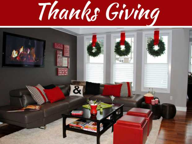 Home Décor Ideas For Thanksgiving Day 2014 - Part 1