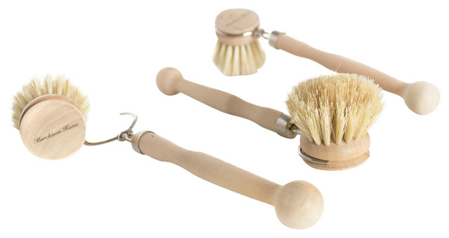 Dusting Brush Made With Natural Fiber