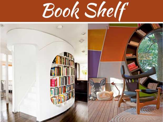 Guide To Organize Book Shelf
