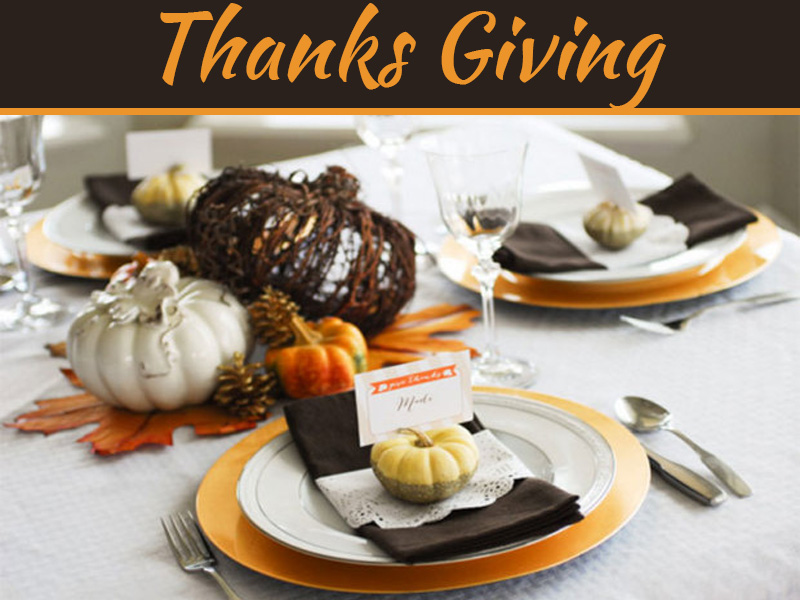 Home Decor Ideas For Thanksgiving Day 2014 Part 2 My Decorative