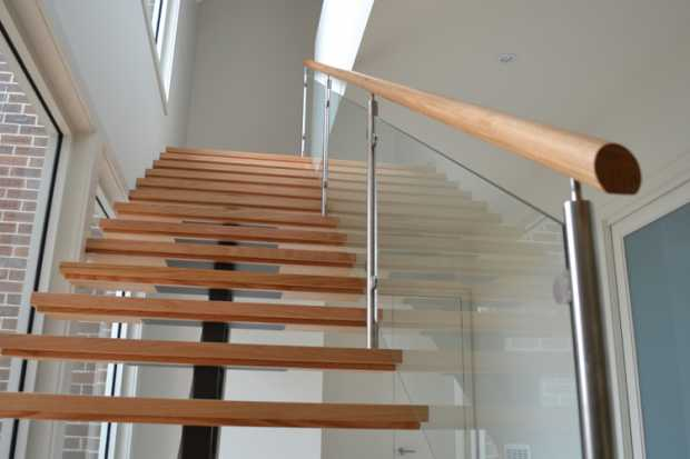 Modern Stairs And Railings
