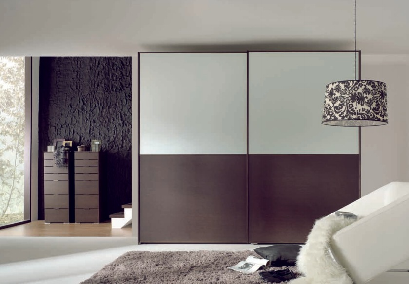 What are the key benefits of installing custom wardrobes for Door design and colour