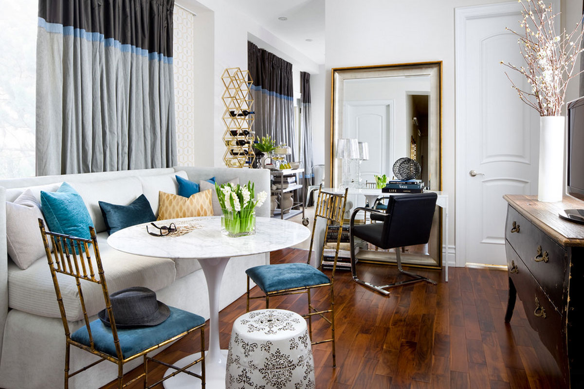 Tips for Living in Small Spaces | Furniture Design Ideas ...