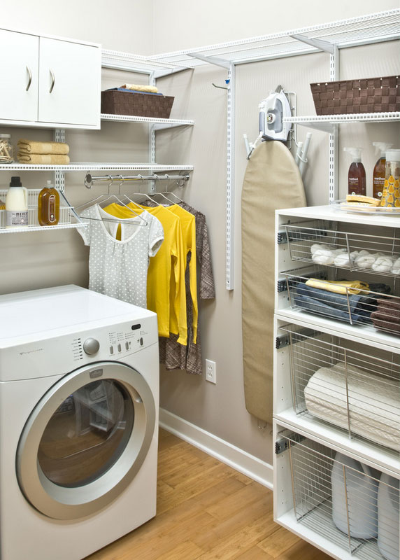 Small Spaces Storage Ideas