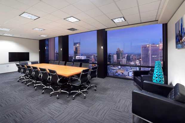 Zouki Group of Companies Fit out