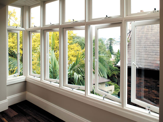 Aluminium Timber Window