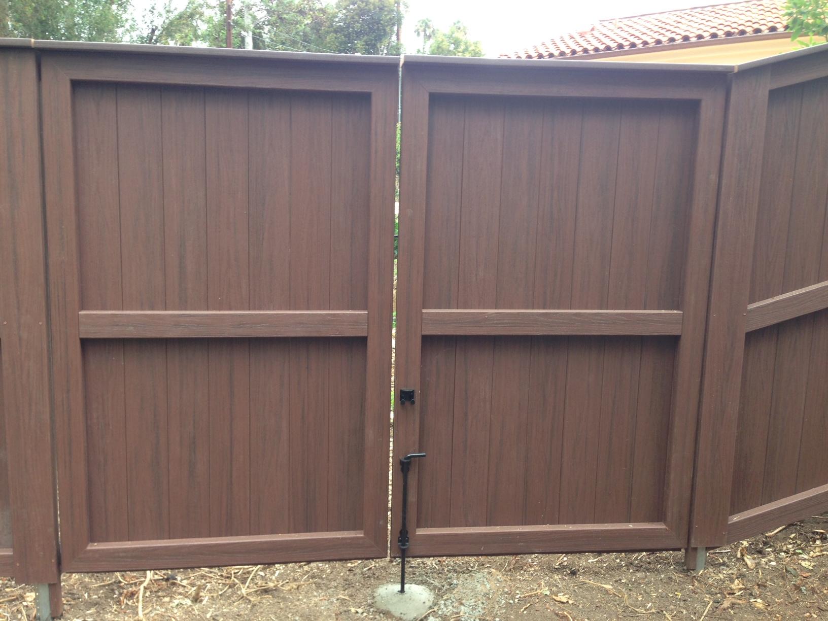Vinyle Fence