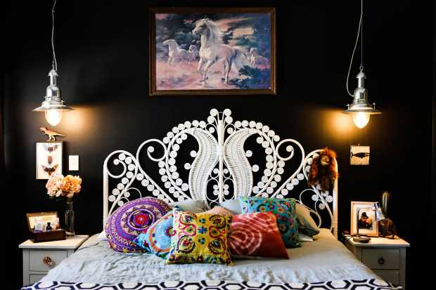 Colorful Bed Pillow Covers