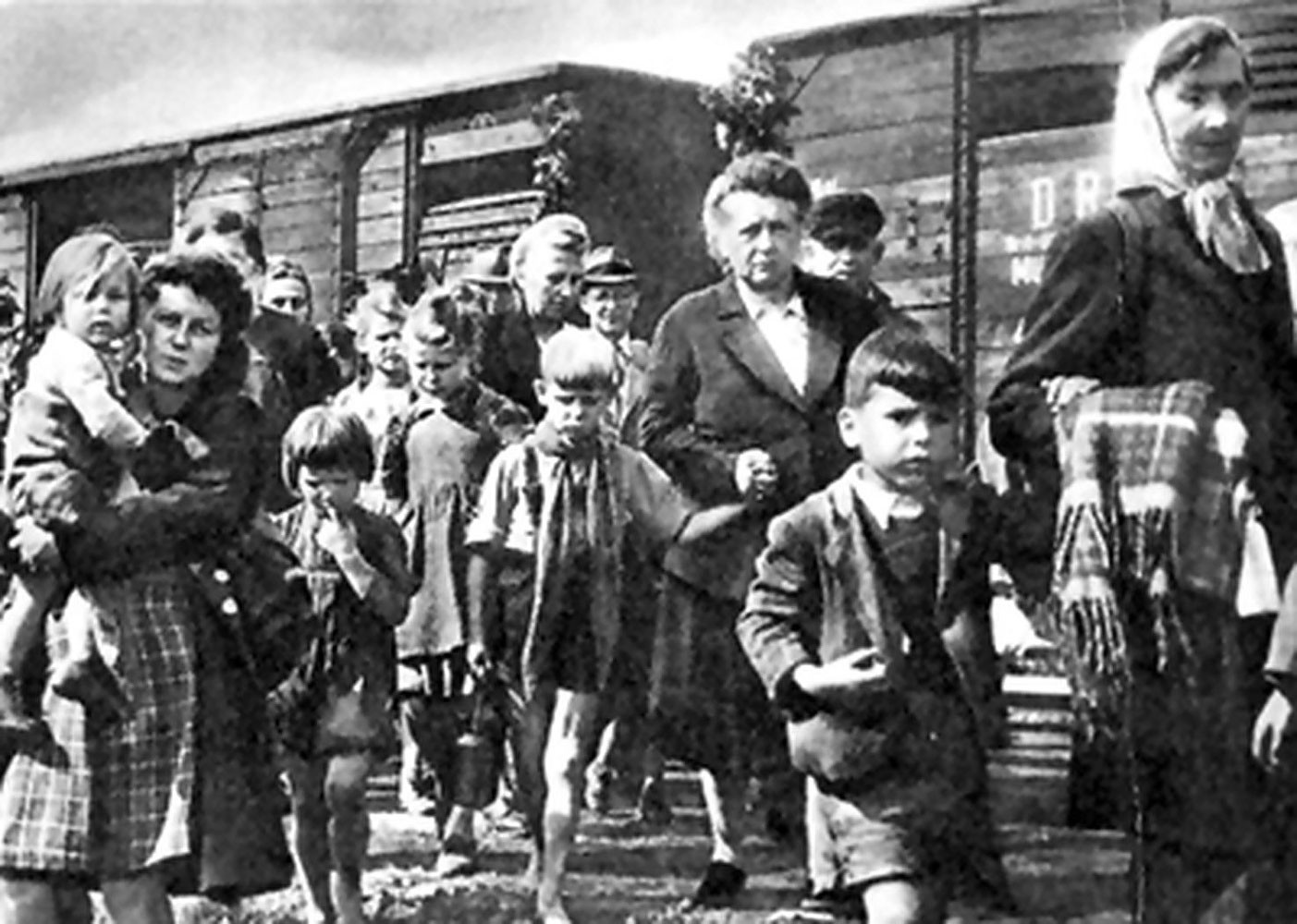 Displaced Persons Act