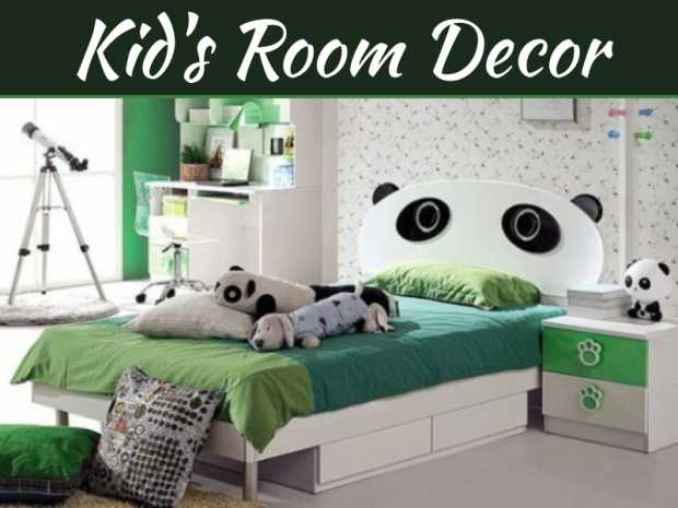 Novel Window Decoration Ideas for Kid's Room