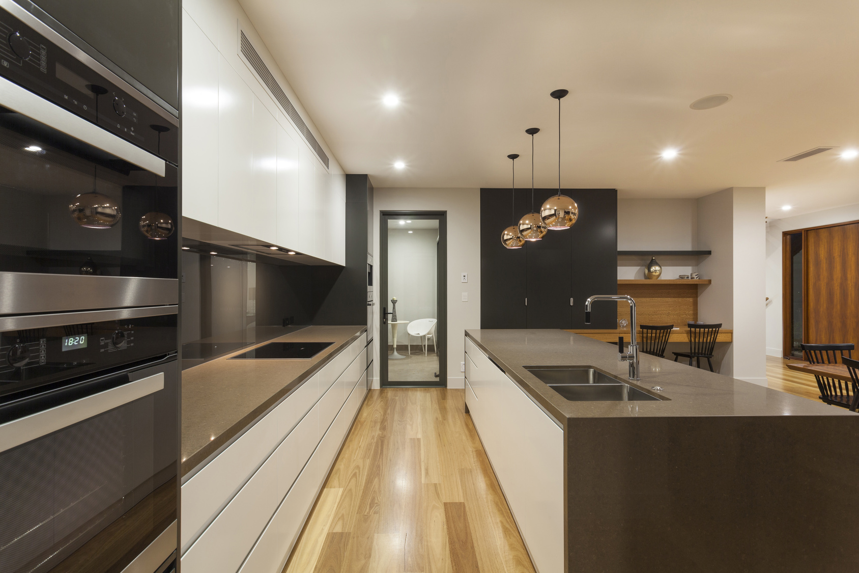 Modern Kitchen Splashbacks