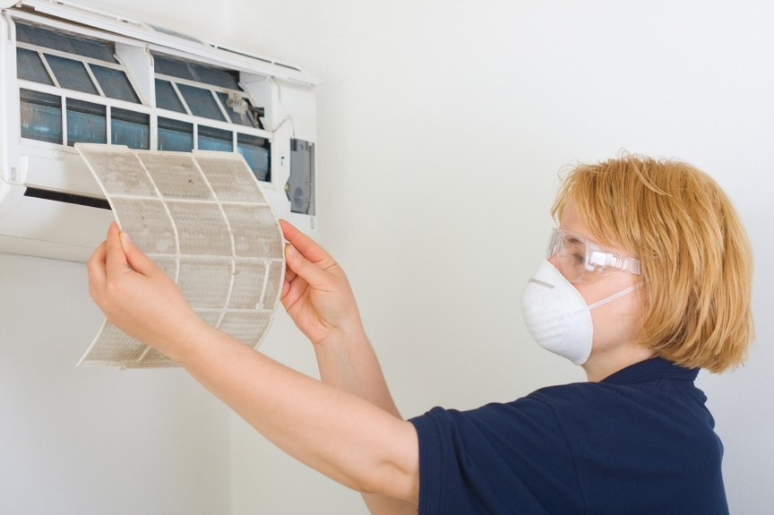 Air Conditioning System Clean