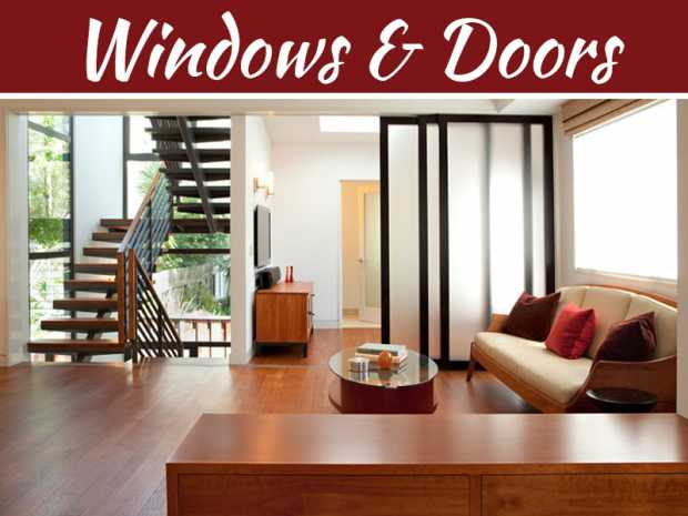 Basic You Should Know For Securing Your Place With Sliding Doors