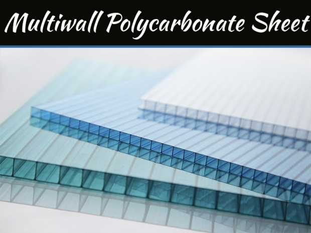 Important Use And Maintenance Information About Multiwall Polycarbonate Sheet
