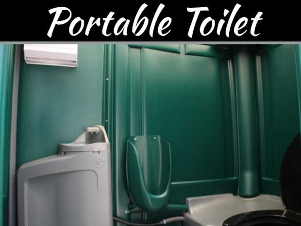 Keep Environment Clean with Portable Toilet