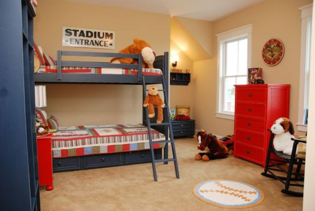 Toddler Boy Bed Ideas: 5 Simple And Easy Kids Bedroom Decorating Tips