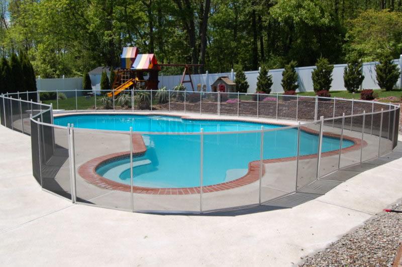 Removable Vinyl Fence pool fence code - pueblosinfronteras