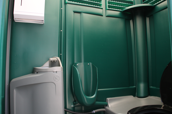 Keep environment clean with portable toilet my decorative for Rent a portable bathroom