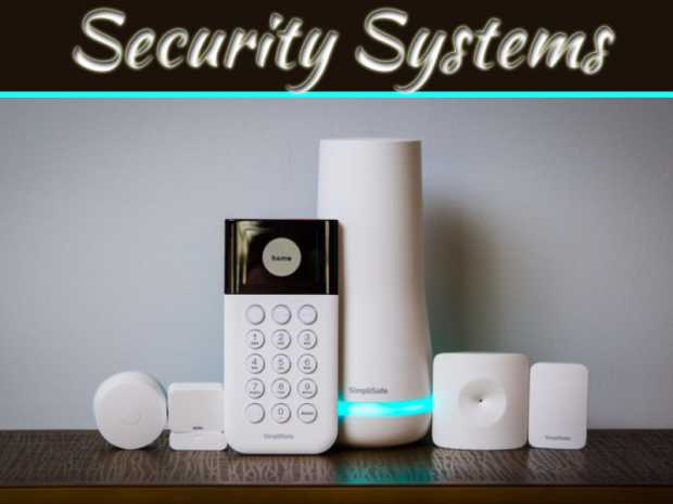 Security Systems Offer Protection and Convenience