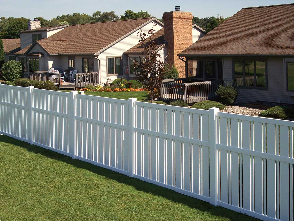 Top Vinyl Fence Wholesale Distributors In California My Decorative - 5 backyard fence types