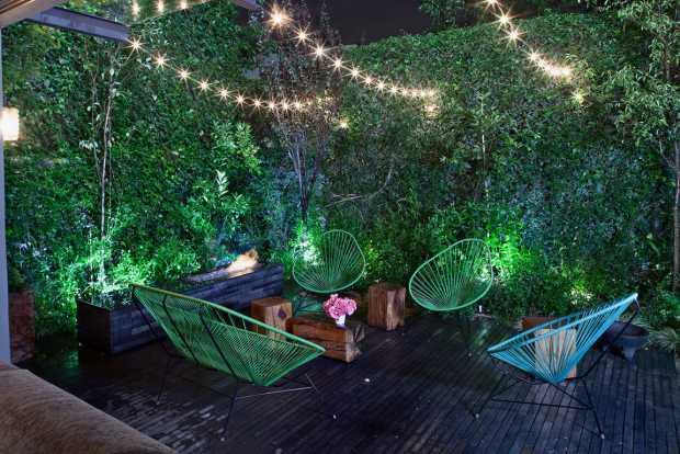 Classy Garden Lighting
