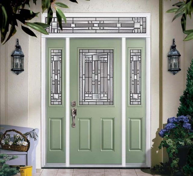 Highly Durable Fiberglass Doors