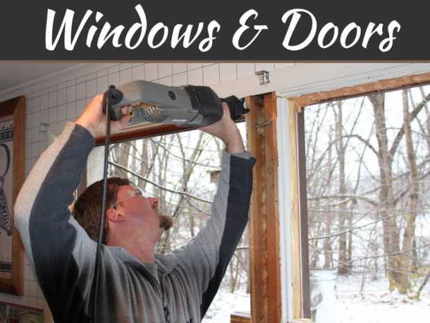 Replacing Your Windows Isn't An Easy Job - Leave It To The Certified Experts