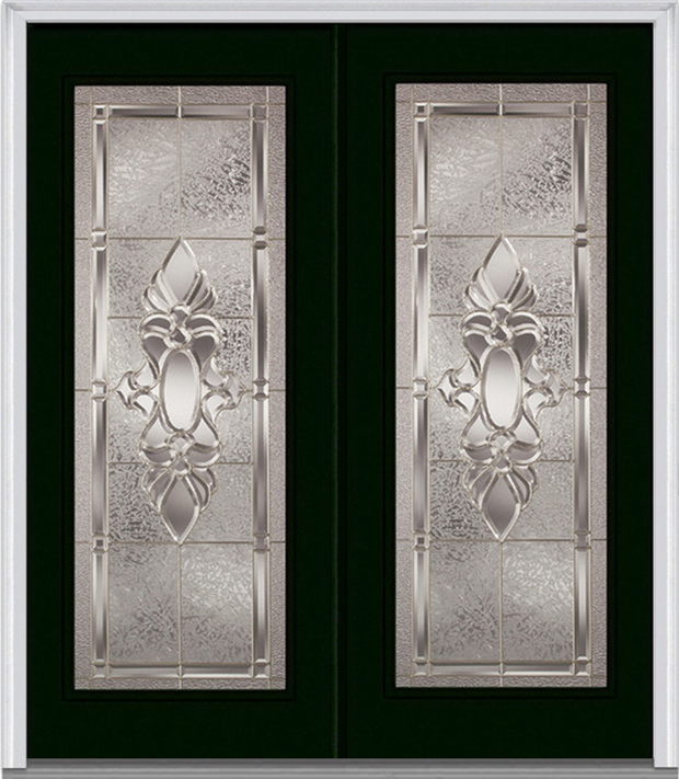 Well Designed Fiberglass Screen Door
