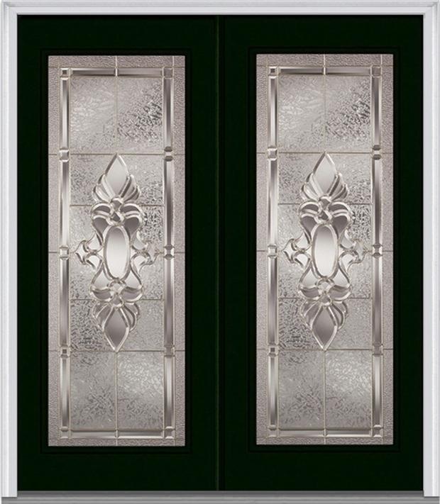 Well Designed Fiberglass Screen Door