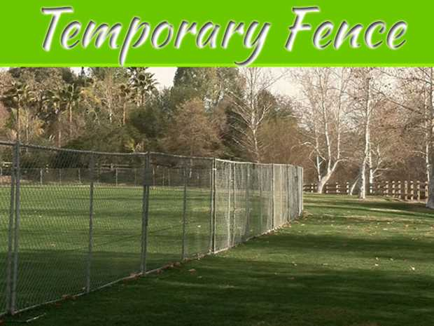 Why Need to Rent a Temporary Fence?