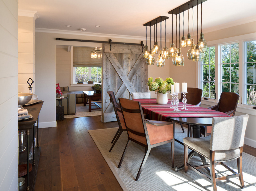 Chic dining room ideas