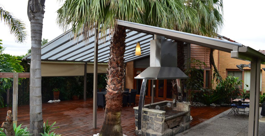 A Guide To Pergola Roof Designs My Decorative