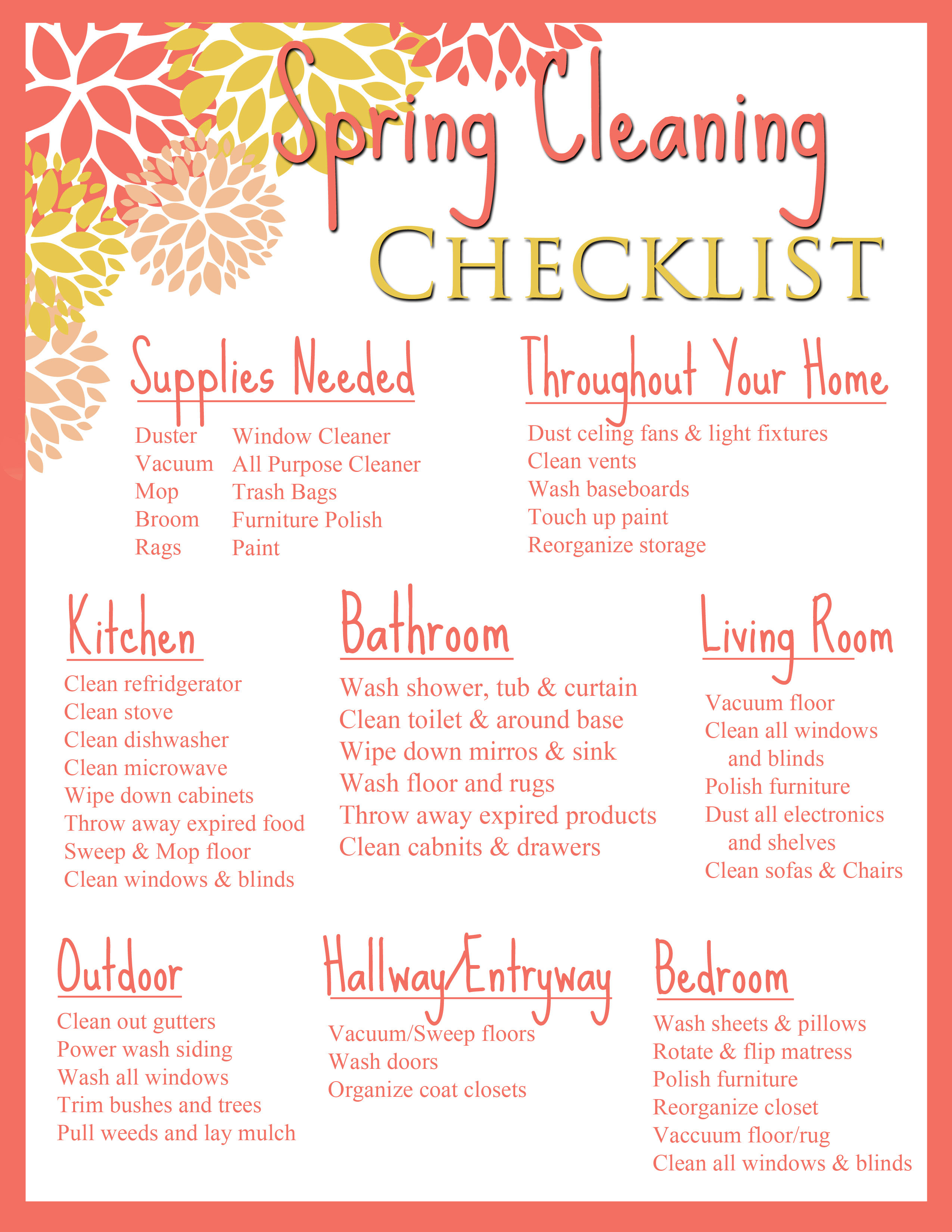 5 helpful tips for an easy spring cleaning session my What is spring cleaning