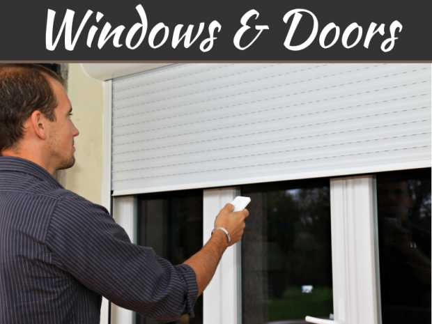 Why Electric Roller Shutters Are Very Popular And What Are Their Utilities?