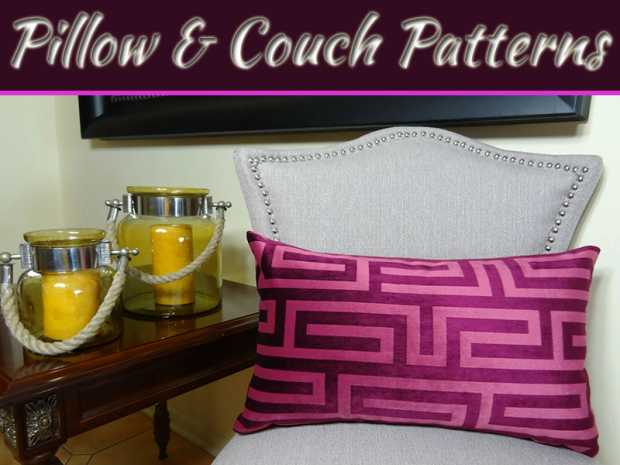A Guide to Mixing Pillow and Couch Patterns