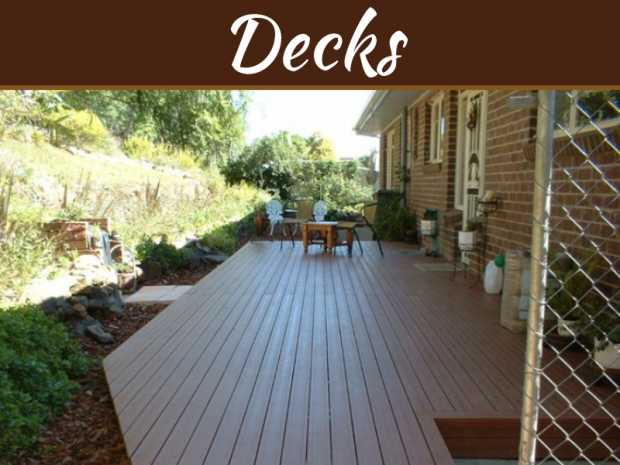 How To Select The Reliable Deck Builder?