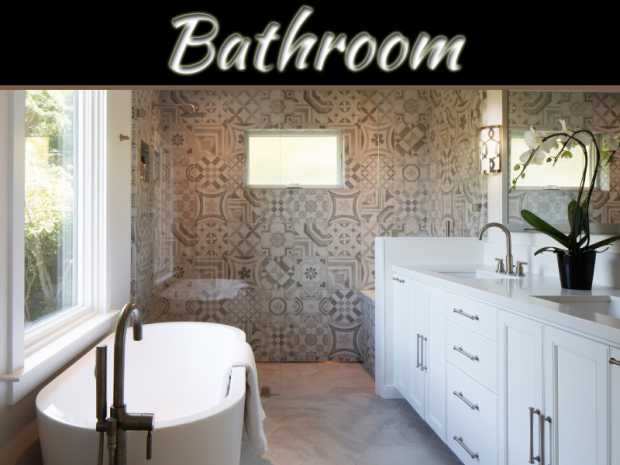 Simple Ways To Update The Décor Of A Bathroom