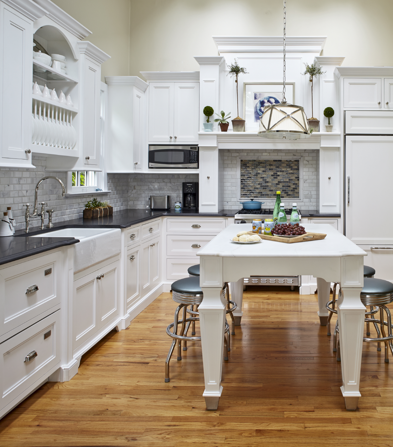 Few Tips For Selecting The Right Kitchen Cabinets | My ...