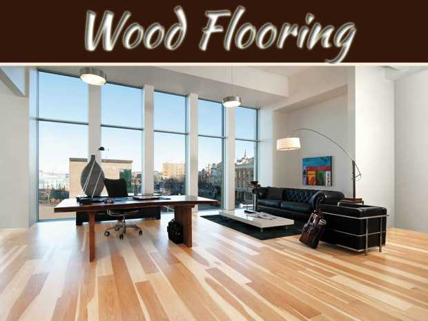 Wooden Floor - New Trends in Flooring