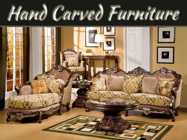 5 Ways to Pamper Your Hand-Carved Furniture