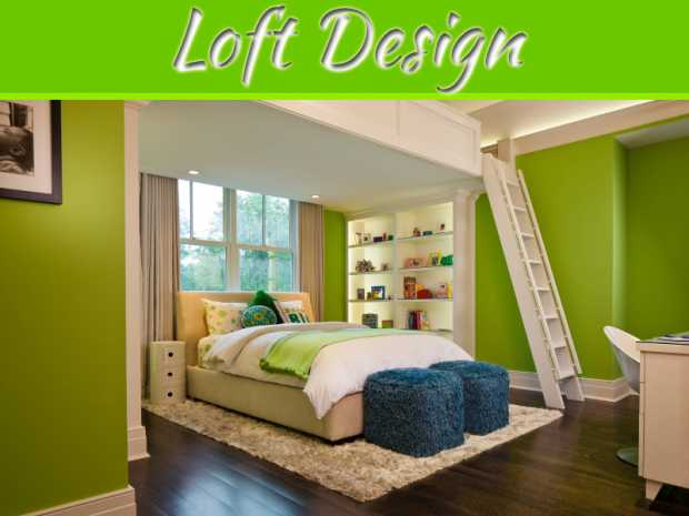 5 Ways To Rearrange Your Loft